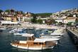 Hafen von Rabac (kroatien)