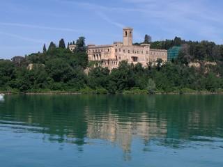 castello Isola Maggiore Lago Trasimeno Umbria