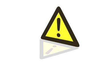 Triangolo pericolo