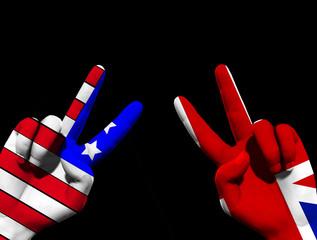UK And USA Victory 4