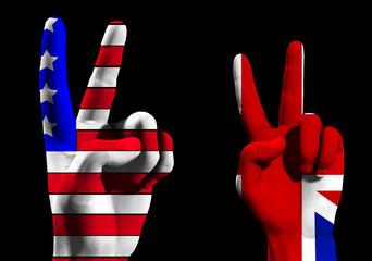 UK And USA Victory 5