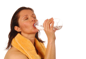 Workout hydration
