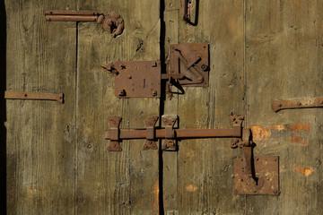serratura antica
