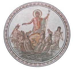Mosaïque de Neptune