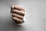 Ganderoug punching poster