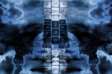Cubos numéricos