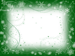 winter 1 in green