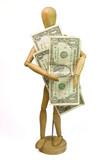money dummie poster