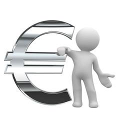 euro chrome symbol