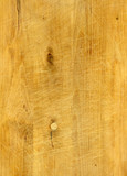 Rough scratched Pine wood texture poster