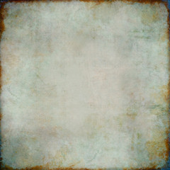 faded grunge background with rust overlay