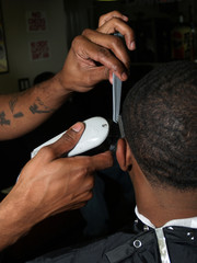 barber closeup 8