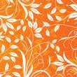 roleta: Floral pattern, vector illustration
