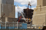 Construction at World Trade Center