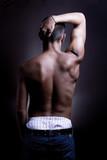 hip hop boy #7 poster