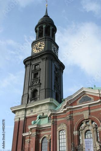 Hamburger Michel - St. Michaelis Kirche III