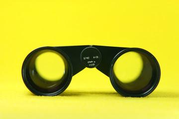 binoculars front