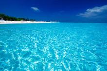 Ocean View of paradise island