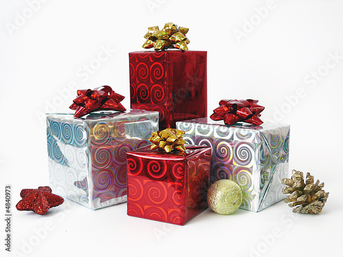 Ausmalbilder Geschenke