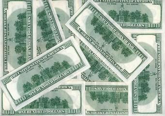 American dollars. Image XXXL size