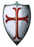 Schild Wappen Tenpelritter