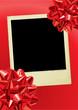 Holiday Photo (vector or XXL jpeg image)