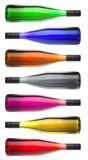 Fototapete Trinken - Rot - Wein
