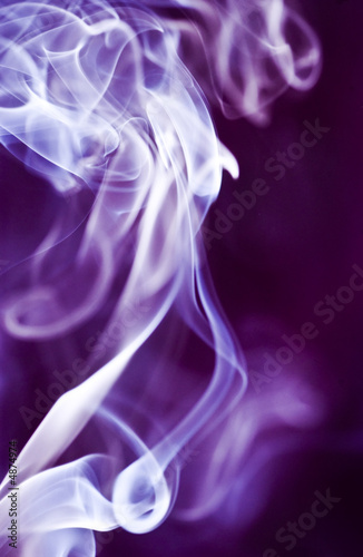Smoke on Purple