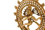 Shiva Nataraja - Lord of Dance close up poster
