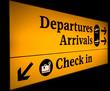 Departures left side - 4878731