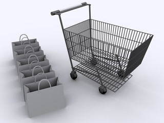 Shopping cart 2