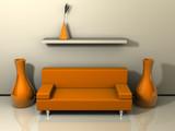 Furniture design poster