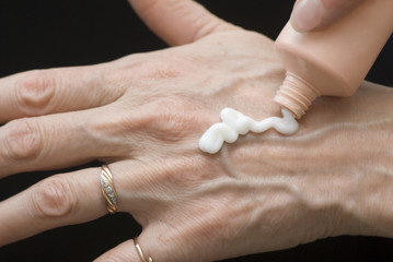 Cream for hands