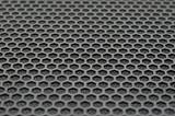hexagonal pattern poster