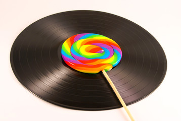 candy on record
