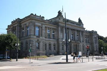 Théâtre National de Strasbourg (Alsace)