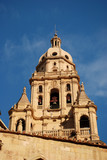 Belltower of the Santa Maria Cathedral  in Murcia, Spain. poster