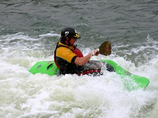 Canoe king