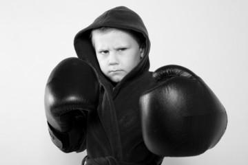 kid boxeur