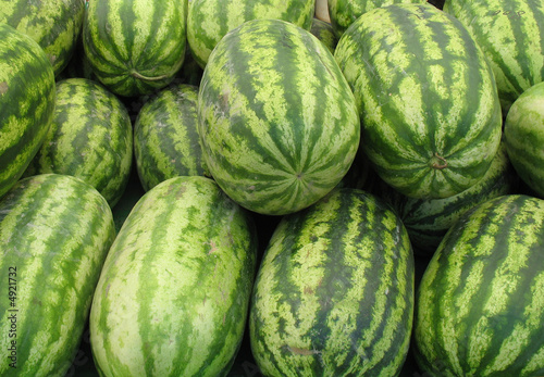 Autumn Watermelons