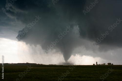 canvas print picture Tornado