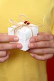 Simple gifts to cherish - eg: birthday, Christmas present poster