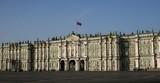 St. Petersburg Russland Winterpalast Eremitage poster