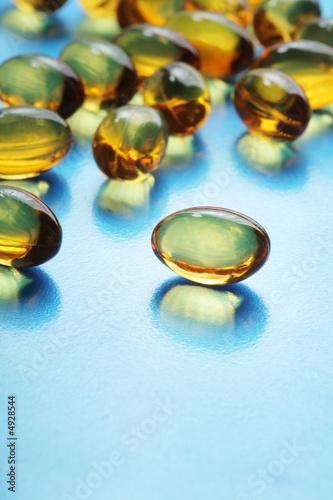 Gel capsules