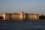 Akademie der Künste St.Petersburg poster