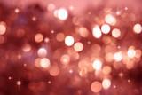 Twinkle, twinkle little stars/Red poster