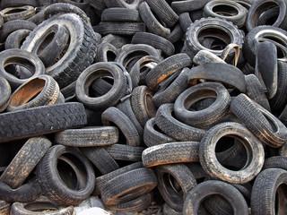 Dumped Tires