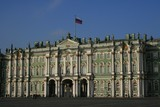 St. Petersburg Winterpalast Russland poster