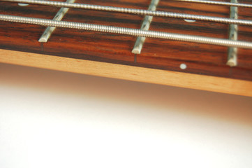 Guitar Bass's Neck