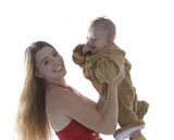 the joy of motherhood poster